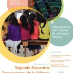"""INVITACIÓN: """"II Encuentro Trasnacional de la Niñez y Juventud Migrante"""""""
