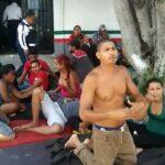 [COMUNICADO] El INM mantiene hacinadas a 66 personas en el Centro de Detención Migratoria de Huixtla: COMDHSM