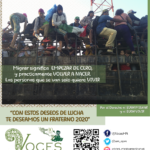 Voces Mesoamericanas les desea un FRATERNO 2020